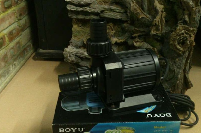 2500L Inline ECO Aquarium Water Pump