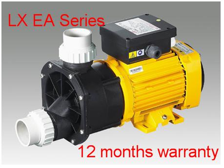 LX EA350 Whirlpool Bath Pump