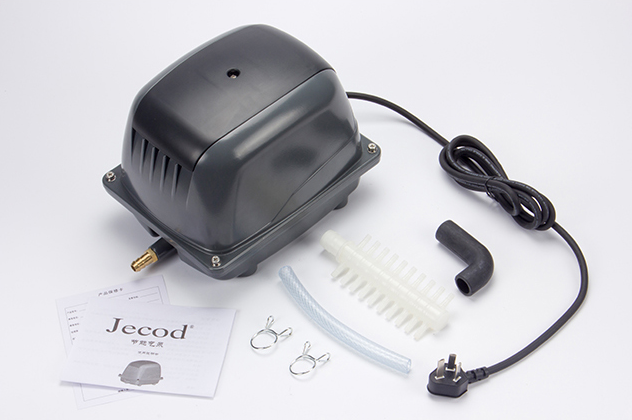 Jebao ECO quiet aquarium pond diaphragm air pump Jecod MA-100