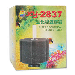Aquarium Sponge Filters Large XY-2837