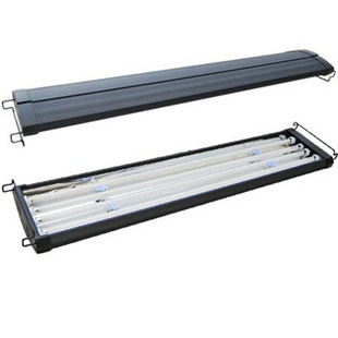 20 Inch Aquarium Fluorescent Light 4 T5 HO Lamps