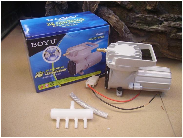 12 Volt Air Pump BOYU ACQ-903