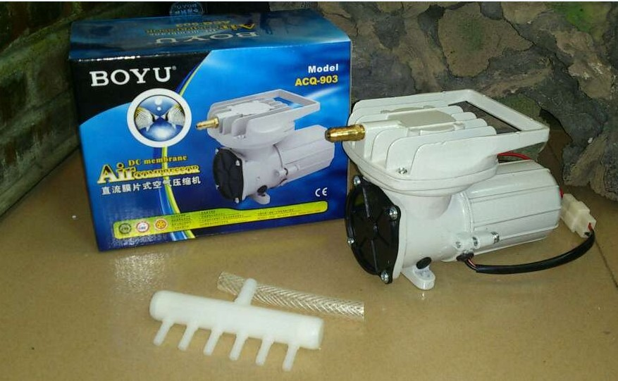 BOYU ACQ-903 12 Volt Air Pump