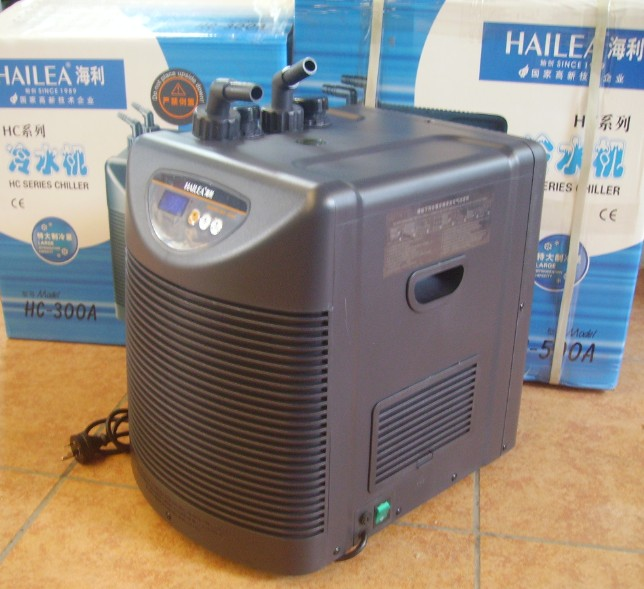 Hailea Chiller HC-500A - Click Image to Close