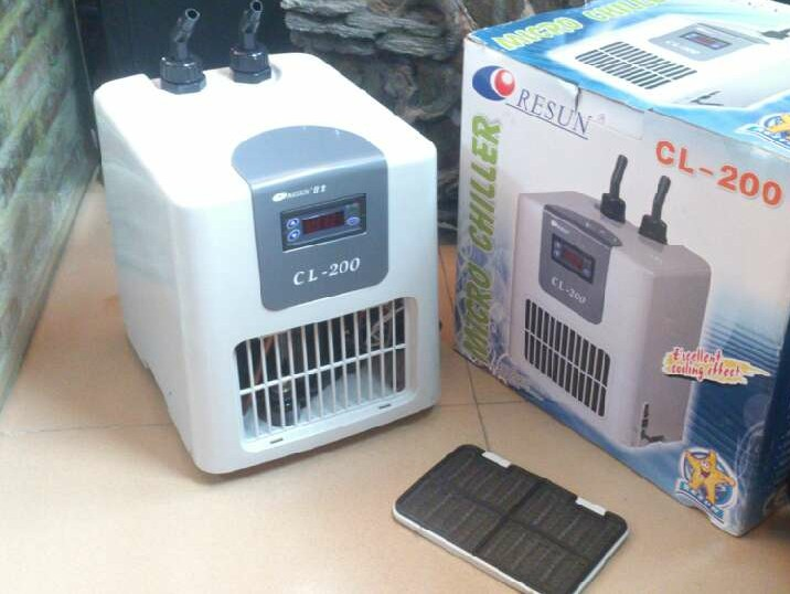 Resun CL200 Aquarium Chiller