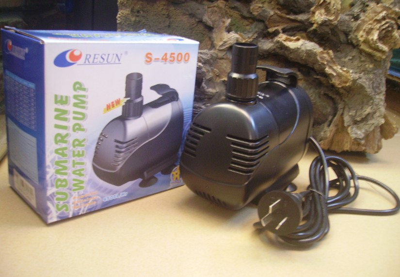 Resun Aquarium Pumps