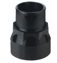 "Hosetail-Water pump Nut tail 1"" BSP"