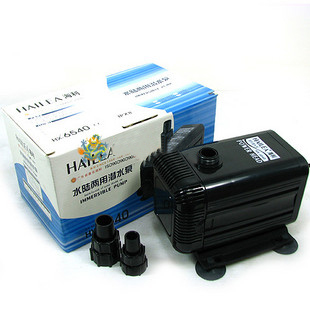 Fish aquarium tank pump HX-6540